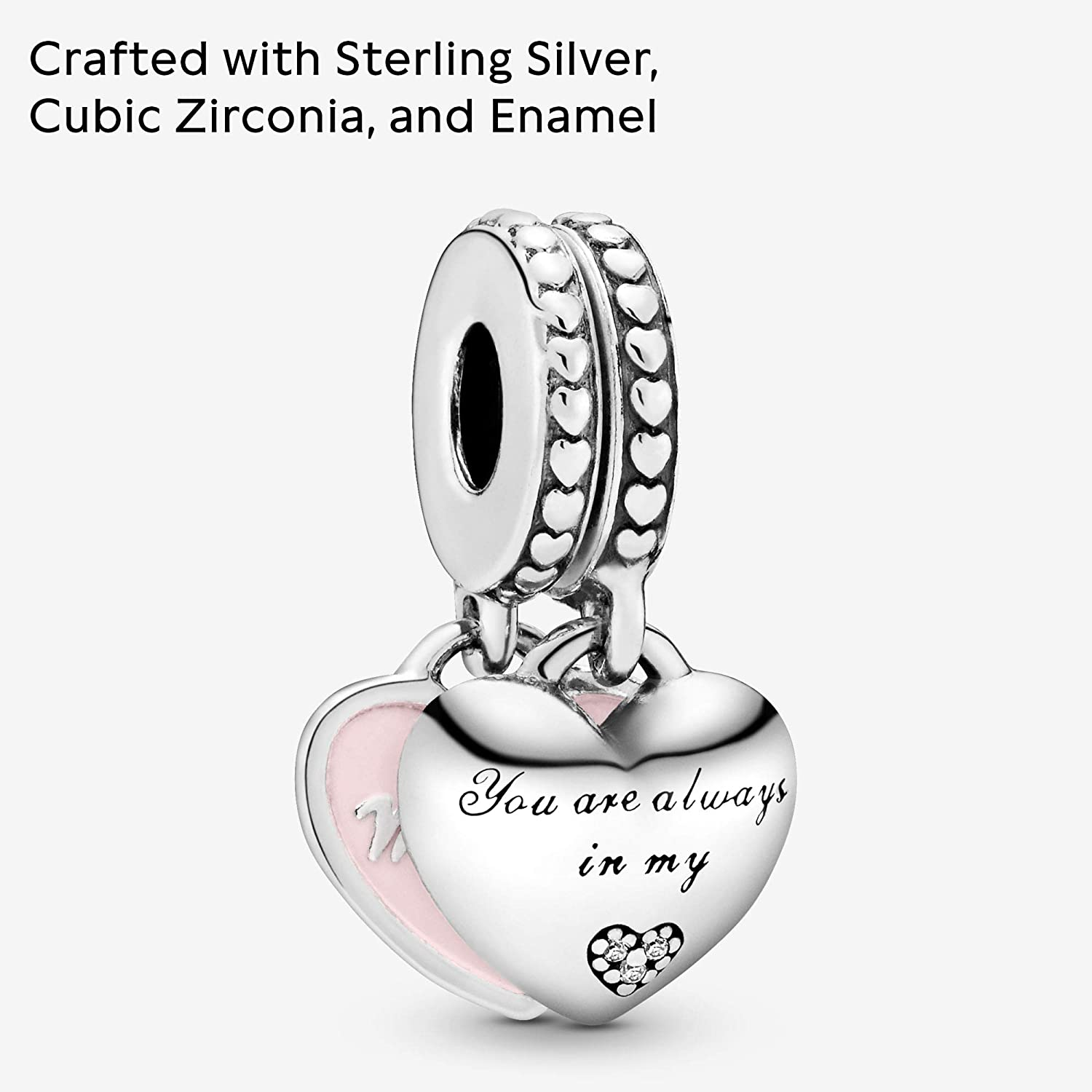 mother daughter pandora charm