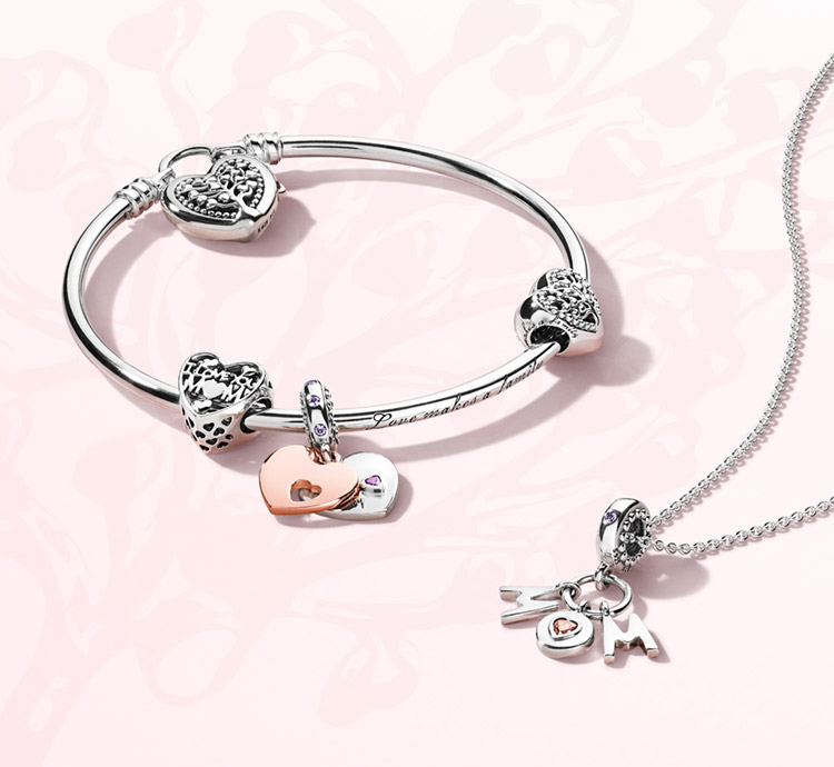 mothers day pandora charm