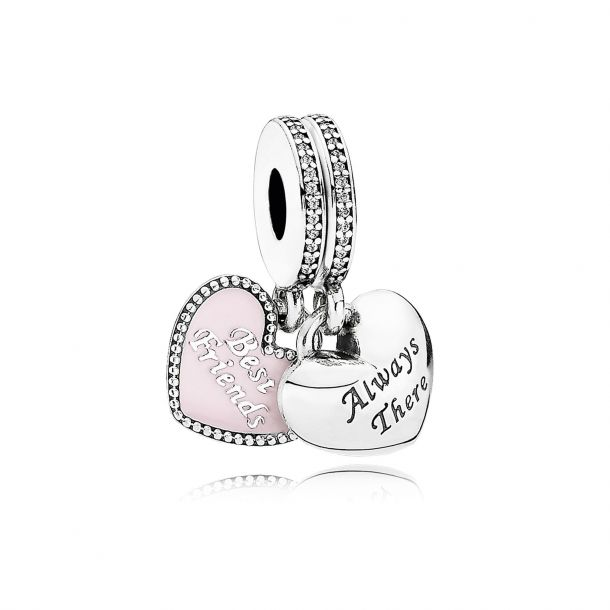 pandora best friend charms