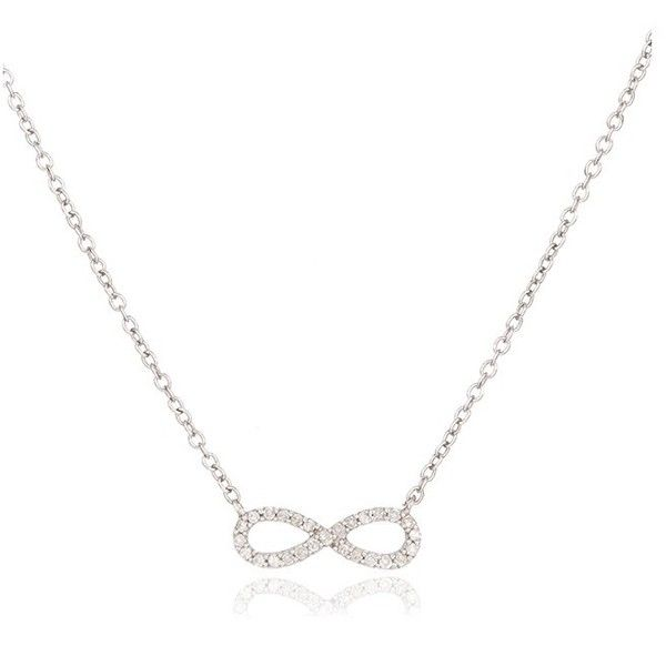 pandora infinity necklace