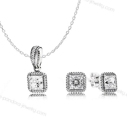 pandora necklace sets